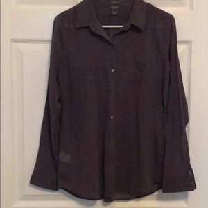 Tops - Eddie Bauer classic fit shirt